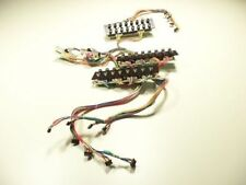 TASCAM MSR-24 RtoR PARTS - rear panel jack assembly