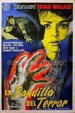 Crime & Thrillers Original Worldwide Film Posters (Pre-1970)