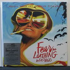 'FEAR & LOATHING IN LAS VEGAS' Soundtrack Ltd. Edition BAT COUNTRY Vinyl 2LP NEW