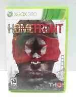 Homefront XBOX 360 Shooter (Video Game) Complete
