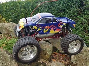 Cen Genesis 1/8th Scale Nitro Monster Truck