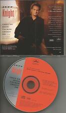 JEFF KNIGHT They've Been Talkin About me PROMO Radio DJ CD single 1992 USA