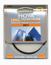 Filtro ottico Hoya UV UV(C) per digitale diametro 72 mm - Filter super slim wide