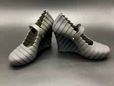 CCILU Women's Wedge Heels US 8