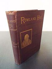 Rowland Hill by Vernon J. Charlesworth - 1879