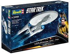 Star Trek 2009 USS Enterprise 1/500 model kit Revell 04882 + LED lighting kit