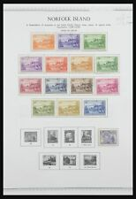Lot 31858 Collection stamps of Norfolk Islands 1947-2000.