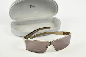 DIOR PLASMA 2 3YGZV Rectangle Made In Austria Vintage Size 120 Sunglasses 17213_