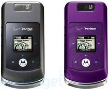 Motorola Moto W755 - Black / Purple (Verizon) Phone Must Read