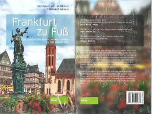 Frankfurt zu Fuß - Die schönsten Sehenswürdigkeiten - NEU & OVP - Müller-Urban