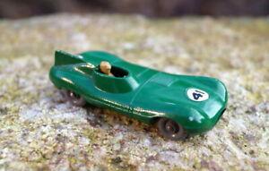Jaguar D-Type Matchbox Lesney Series no. 41 Regular Wheels Rennwagen grün