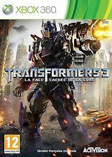 TRANSFORMERS 3          -----   pour X-BOX 360