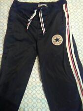 Boys Large Converse ~Chuck Taylor~ ALL-STAR Black Warm Ups. Pants