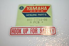 Yamaha Snowmobile Decals & Stickers for sale | eBay