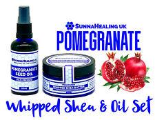 Pomegranate Seed Oil & Pomegranate Sunnah Shea Butter Gift Set