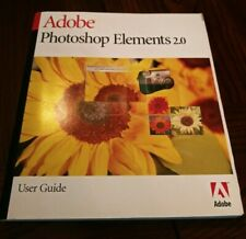 Adobe Photoshop Elements 2.0 User Guide FREE S&H