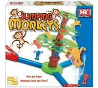 M.Y JUMPING MONKEYS TRADITIONAL INDOOR KIDS FAMILY FUN ACTIVITY BOARD GAME
