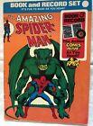 1974 Amazing Spiderman PR24 and 1975 Batman PR27 vintage comic book lot of 2