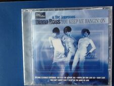 DIANA.  ROSS.  AND  THE. SUPREMES.     cd       you keep me hanging on