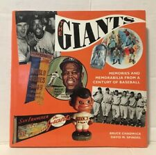 The Giants: Memories and Memorabilia from a Centu... by Chadwick, Bruce Hardback
