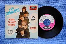 LES CHARLOTS / EP VOGUE EPL. 8577 / BIEM 1967 ( F )