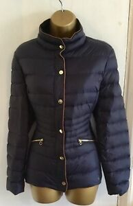 JOULES WARM-HEARTED FEATHER AND DOWN JACKET SIZE UK 14 IN GOOD CONDITION