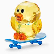 Swarovski Crystal Line Friends - Sally Chick Decoration Figurine 5492744