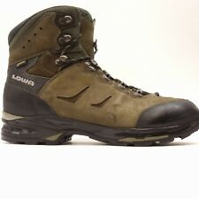 Lowa Mens Camino GTX Brown Waterproof Leather Hiking Outdoor Mid Boots Size 11.5