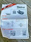 Original Vtg Paper INSTRUCTIONS for Tyco RC 9.6V Turbo TYPHOO HOVERCRAFT #2701