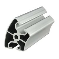 80//20 Inc 25mm x 25mm Tri-Slotted T-Slot Aluminum 25 Series 25-2503 x 1220mm N