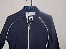 Footjoy Long Sleeve Pullover Half Zip Jacket Size M