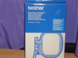NEW ONE  BROTHER  EF73 EMBROIDERY SMALL HOOP 1500/D 2500D 4000/D V3 SERIES