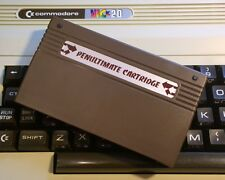Penultimate Cartridge Commodore VIC20 3-35k RAM Pack + ROMs 16k 32k tfw8b v1.0
