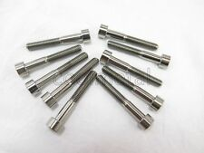 Ti Hex Bolts M3 M4 M6 Socket Cap Head Titanium Allen Metric Screw No rust Grade5