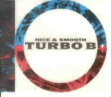 Turbo B-NICE & smooth, CD-single