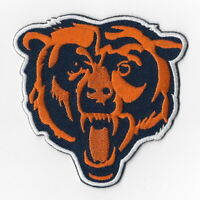 Chicago Bears Iron on Patches Embroidered Badge Patch Applique Sew Emblem FN