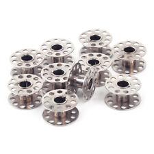 10stk 2cm Nähmaschinenspulen Metall Spulen Universal Nähmaschinen Bobbins DIY Ap