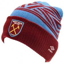 West Ham United F.C - Umbro Adult Cuff Beanie