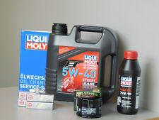 Wartungs Set Motorrad BMW K 1300 R S GT Service Inspektion Zündkerze Öl Ölfilter