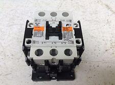 Fuji Electric 3NC0T 200-220 VAC Coil 25 HP @ 480 AC Starter SC-N1 SCN1 SC25BAA