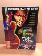 Chuck Berry Hail Hail Rock N Roll (DVD, 2006, 4-Disc) classic music Eric Clapton