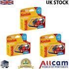 3 Pack: Kodak FunFlash Single User Flash Camera 800asa 27+12 free, New