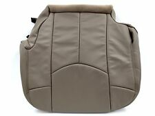 2002 AVALANCHE LEATHER DRIVER SEAT COVER MEDIUM NEUTRAL OR TAN