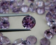 Amethyst Round  gem 7mm