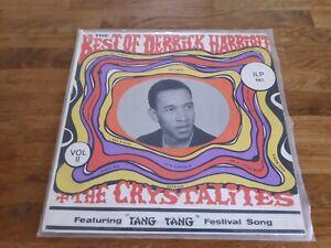 Best Of Derrick Harriott , Island Label