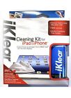 iKlear Cleaning Kit For iPads And iPhones   New Includes Cloth Antimicrobial