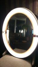 Miroir salle de bain vintage
