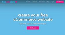 E-commerce site Online Shop online-boutique du libre par mois