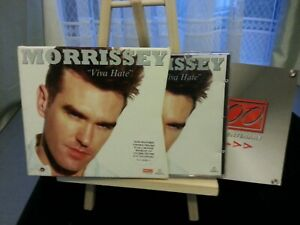 THE SMITHS - Morrissey - Viva Hate (EMI 100 '97 EXTENDED CD IN SPECIAL BOX BOOK)