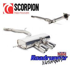 """SCORPION GOLF R MK6 Turbo posteriore di scarico 3"""" non trovo & SPORTS CAT TUBO DI SCOLO"""